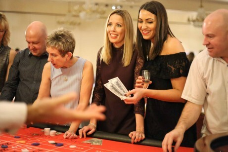 Hire a roulette table North Wales