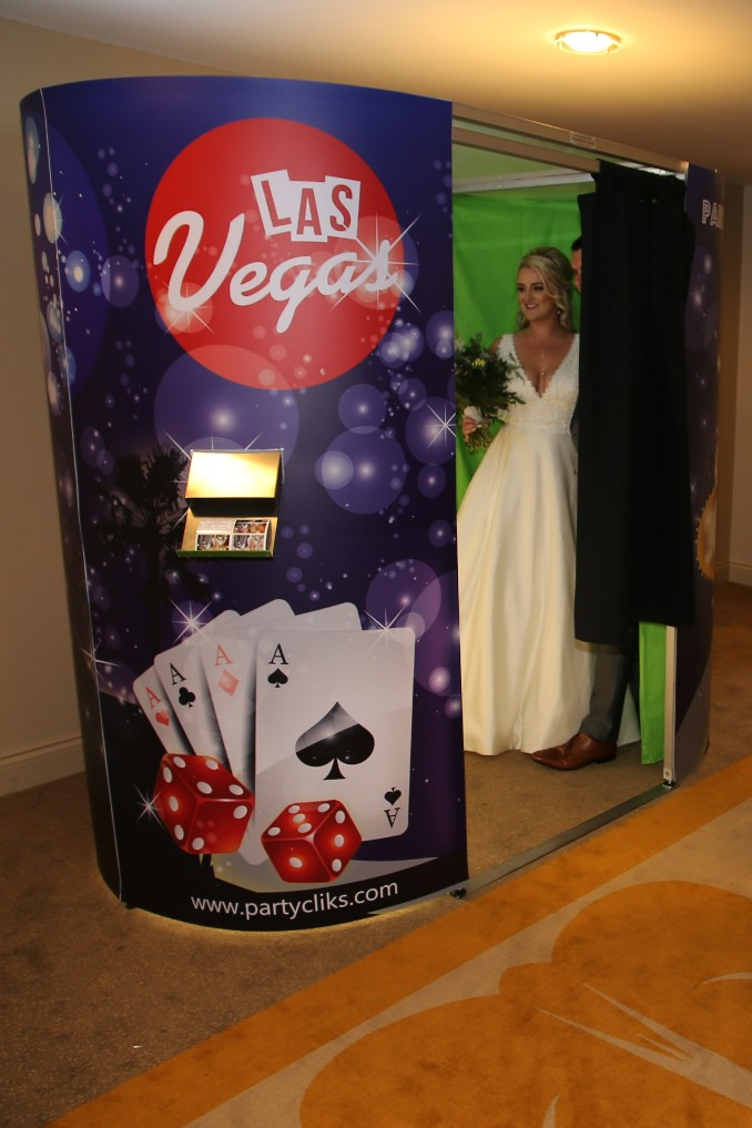 Vegas photo booth hire