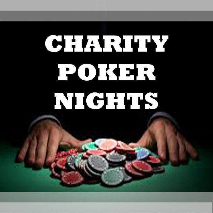 raise money for charity with fun casino poker nights