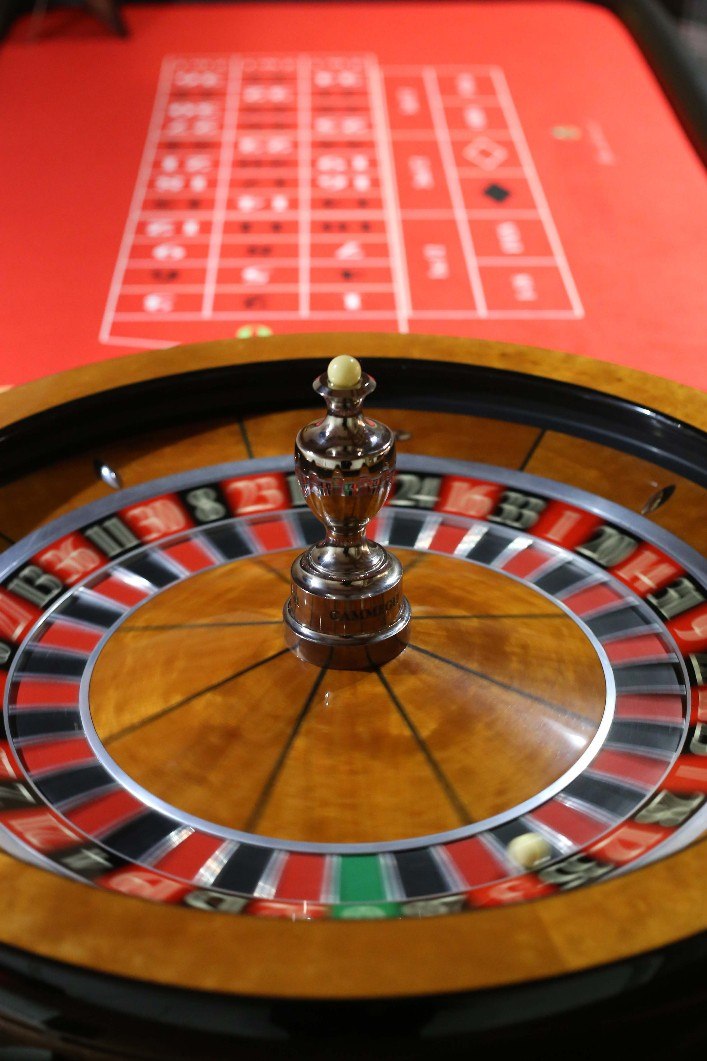 Casino table hire North Wales