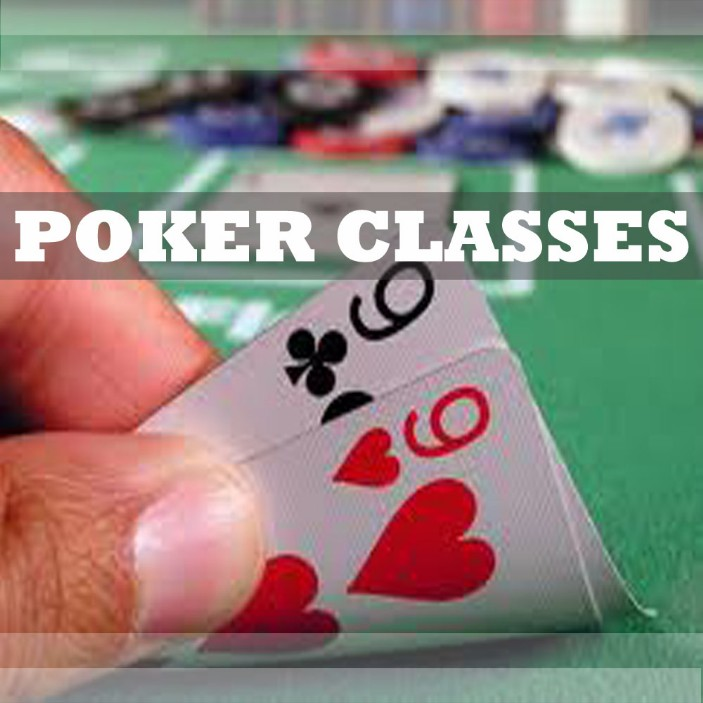 learn texas holdem with a poker class